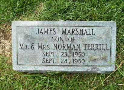 TERRILL, JAMES MARSHALL - Lincoln County, Louisiana | JAMES MARSHALL TERRILL - Louisiana Gravestone Photos