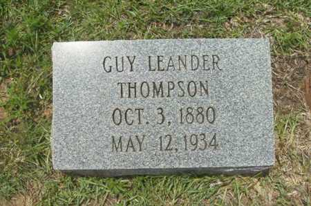 THOMPSON, GUY LEANDER - Lincoln County, Louisiana | GUY LEANDER THOMPSON - Louisiana Gravestone Photos