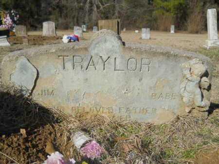 TRAYLOR, BABE - Lincoln County, Louisiana | BABE TRAYLOR - Louisiana Gravestone Photos