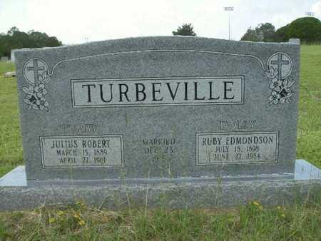 TURBEVILLE, RUBY - Lincoln County, Louisiana | RUBY TURBEVILLE - Louisiana Gravestone Photos