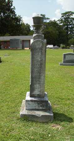UPCHURCH, JNO T - Lincoln County, Louisiana   JNO T UPCHURCH - Louisiana Gravestone Photos