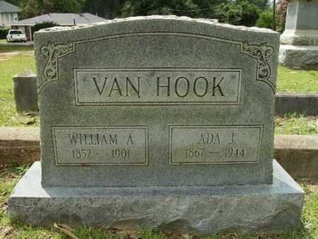 VAN HOOK, WILLIAM A - Lincoln County, Louisiana | WILLIAM A VAN HOOK - Louisiana Gravestone Photos