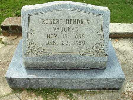 VAUGHAN, ROBERT HENDRIX - Lincoln County, Louisiana | ROBERT HENDRIX VAUGHAN - Louisiana Gravestone Photos