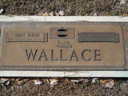 WALLACE, SIDNEY BENSON - Lincoln County, Louisiana | SIDNEY BENSON WALLACE - Louisiana Gravestone Photos