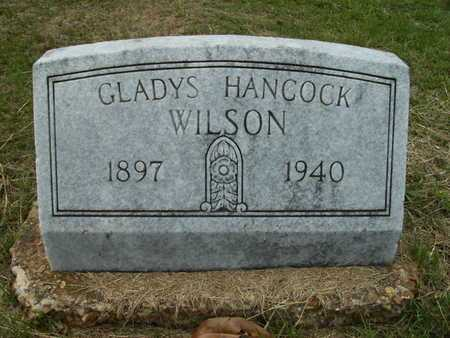 HANCOCK WILSON, GLADYS - Lincoln County, Louisiana   GLADYS HANCOCK WILSON - Louisiana Gravestone Photos