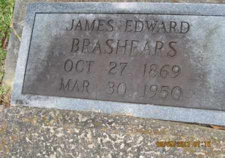 BRASHEARS, JAMES EDWARD - Livingston County, Louisiana | JAMES EDWARD BRASHEARS - Louisiana Gravestone Photos