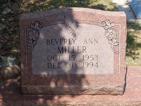 MILLER, BEVERLY ANN - Livingston County, Louisiana | BEVERLY ANN MILLER - Louisiana Gravestone Photos