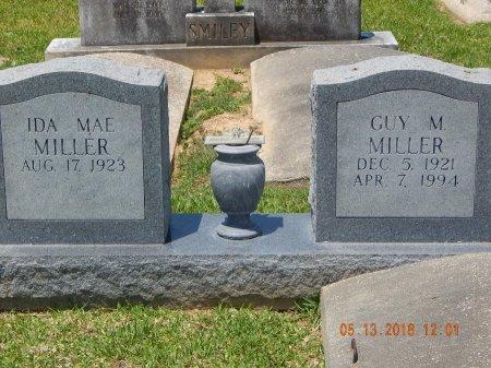 MILLER, GUY M - Livingston County, Louisiana | GUY M MILLER - Louisiana Gravestone Photos