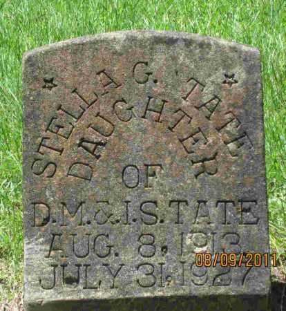 TATE, STELLA G - Livingston County, Louisiana   STELLA G TATE - Louisiana Gravestone Photos