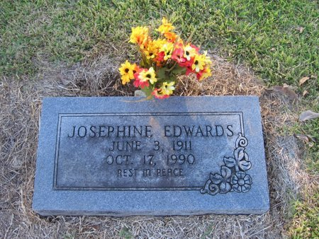 GOINGS EDWARDS, JOSPEHINE - Madison County, Louisiana | JOSPEHINE GOINGS EDWARDS - Louisiana Gravestone Photos