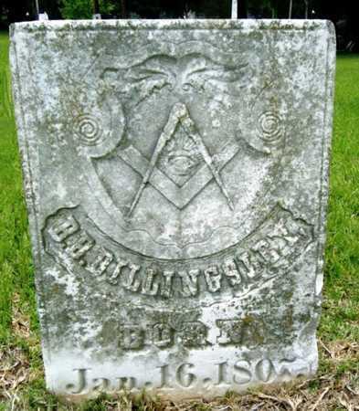 BILLINGSLEY, BOWLES B - Morehouse County, Louisiana | BOWLES B BILLINGSLEY - Louisiana Gravestone Photos