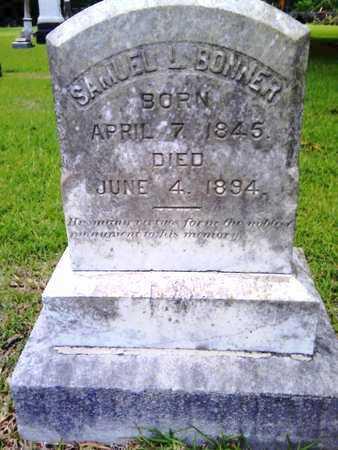 BONNER, SAMUEL L - Morehouse County, Louisiana   SAMUEL L BONNER - Louisiana Gravestone Photos