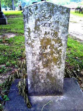 BRODNAX, JOHN R (VETERAN CSA) - Morehouse County, Louisiana | JOHN R (VETERAN CSA) BRODNAX - Louisiana Gravestone Photos