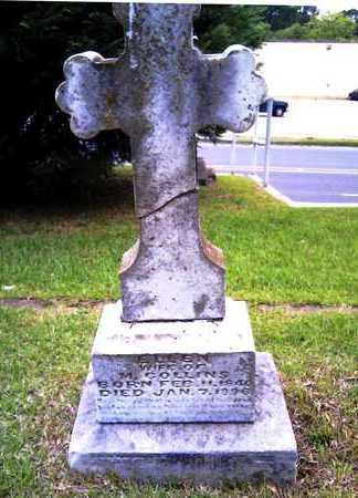 COLLINS, ELLEN - Morehouse County, Louisiana | ELLEN COLLINS - Louisiana Gravestone Photos
