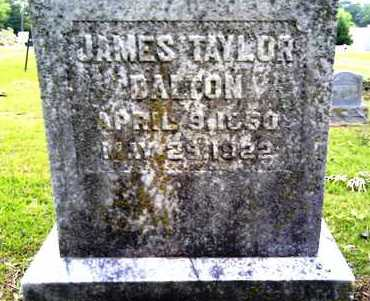 DALTON, JAMES TAYLOR - Morehouse County, Louisiana | JAMES TAYLOR DALTON - Louisiana Gravestone Photos
