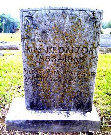 DALTON, J T, MRS (ARMETUS) - Morehouse County, Louisiana | J T, MRS (ARMETUS) DALTON - Louisiana Gravestone Photos
