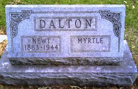 DALTON, MYRTLE - Morehouse County, Louisiana | MYRTLE DALTON - Louisiana Gravestone Photos