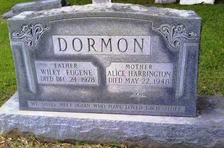 DORMAN, ALICE - Morehouse County, Louisiana   ALICE DORMAN - Louisiana Gravestone Photos