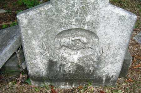 UNKNOWN, ELI S - Morehouse County, Louisiana   ELI S UNKNOWN - Louisiana Gravestone Photos