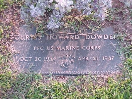 DOWDEN, CURTIS HOWARD (VETERAN) - Natchitoches County, Louisiana | CURTIS HOWARD (VETERAN) DOWDEN - Louisiana Gravestone Photos
