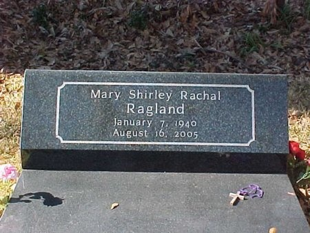 RAGLAND, MARY SHIRLEY - Natchitoches County, Louisiana | MARY SHIRLEY RAGLAND - Louisiana Gravestone Photos