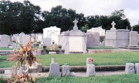 * OVERVIEW,  - Orleans County, Louisiana |  * OVERVIEW - Louisiana Gravestone Photos