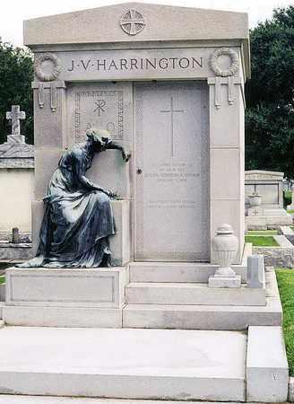 HARRINGTON, MAUSOLEUM - Orleans County, Louisiana | MAUSOLEUM HARRINGTON - Louisiana Gravestone Photos