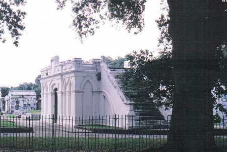 MAUSOLEUM, . - Orleans County, Louisiana | . MAUSOLEUM - Louisiana Gravestone Photos