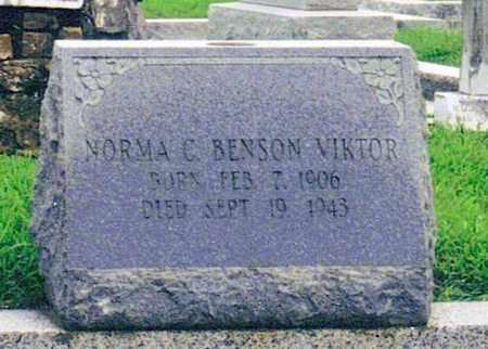 VIKTOR, NORMA C - Orleans County, Louisiana | NORMA C VIKTOR - Louisiana Gravestone Photos