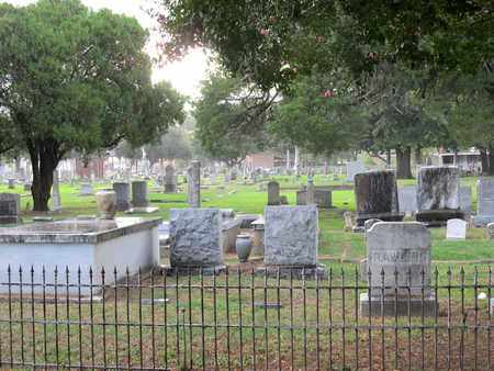 * OVERVIEW, . - Ouachita County, Louisiana | . * OVERVIEW - Louisiana Gravestone Photos
