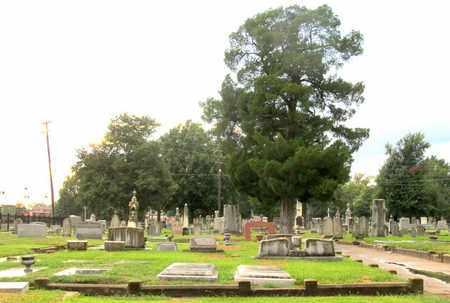 * OVERVIEW, . - Ouachita County, Louisiana   . * OVERVIEW - Louisiana Gravestone Photos