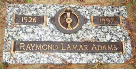 ADAMS, RAYMOND LAMAR - Ouachita County, Louisiana | RAYMOND LAMAR ADAMS - Louisiana Gravestone Photos