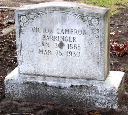 BARRINGER, VICTOR CAMERON - Ouachita County, Louisiana | VICTOR CAMERON BARRINGER - Louisiana Gravestone Photos