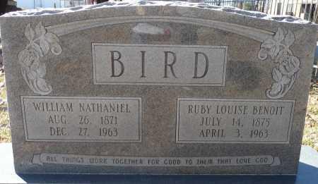 BIRD, RUBY LOUISE - Ouachita County, Louisiana | RUBY LOUISE BIRD - Louisiana Gravestone Photos