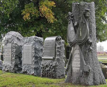 BURCH - LEE, MONUMENTS - Ouachita County, Louisiana | MONUMENTS BURCH - LEE - Louisiana Gravestone Photos