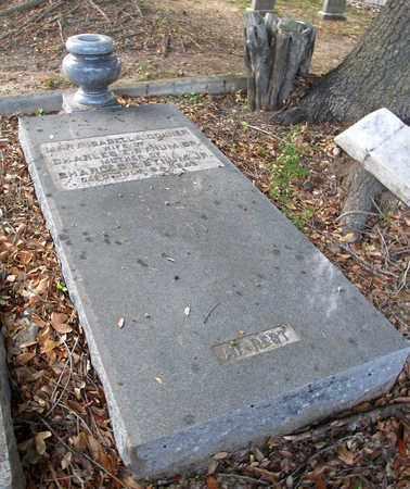 BYNUM, MARY ISABELLA - Ouachita County, Louisiana | MARY ISABELLA BYNUM - Louisiana Gravestone Photos