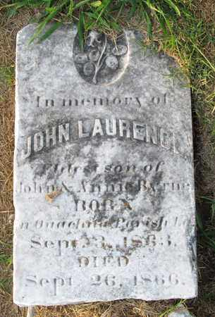 BYRNES, JOHN LAURENCE (VETERAN CSA) - Ouachita County, Louisiana | JOHN LAURENCE (VETERAN CSA) BYRNES - Louisiana Gravestone Photos