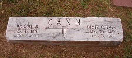CANN, DIXIE - Ouachita County, Louisiana | DIXIE CANN - Louisiana Gravestone Photos
