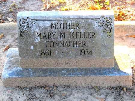 CONNACHER, MARY M - Ouachita County, Louisiana | MARY M CONNACHER - Louisiana Gravestone Photos