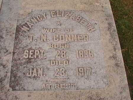 LARK CONNER, NANCY ELIZABETH - Ouachita County, Louisiana | NANCY ELIZABETH LARK CONNER - Louisiana Gravestone Photos