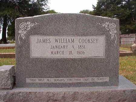 COOKSEY, JAMES WILLIAM - Ouachita County, Louisiana | JAMES WILLIAM COOKSEY - Louisiana Gravestone Photos