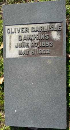 DAWKINS, OLIVER CARLISLE - Ouachita County, Louisiana   OLIVER CARLISLE DAWKINS - Louisiana Gravestone Photos