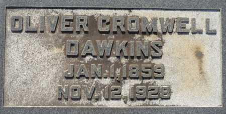 DAWKINS, OLIVER CROMWELL - Ouachita County, Louisiana   OLIVER CROMWELL DAWKINS - Louisiana Gravestone Photos