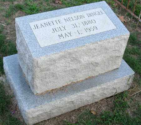 DINGEE, JEANETTE - Ouachita County, Louisiana | JEANETTE DINGEE - Louisiana Gravestone Photos