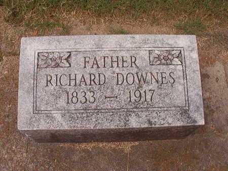 DOWNES, RICHARD - Ouachita County, Louisiana | RICHARD DOWNES - Louisiana Gravestone Photos