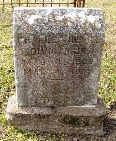 DUNCAN, CHARLES HENRY, JR - Ouachita County, Louisiana | CHARLES HENRY, JR DUNCAN - Louisiana Gravestone Photos