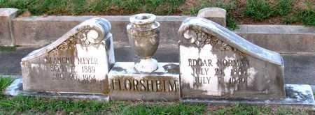 FLORSHEIM, EDGAR NORMAN - Ouachita County, Louisiana | EDGAR NORMAN FLORSHEIM - Louisiana Gravestone Photos