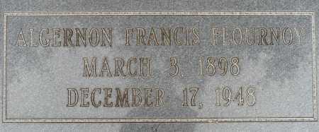 FLOURNOY, ALGERNON FRANCIS - Ouachita County, Louisiana | ALGERNON FRANCIS FLOURNOY - Louisiana Gravestone Photos