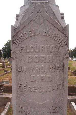 HARRIS FLOURNOY, JORDENA - Ouachita County, Louisiana   JORDENA HARRIS FLOURNOY - Louisiana Gravestone Photos
