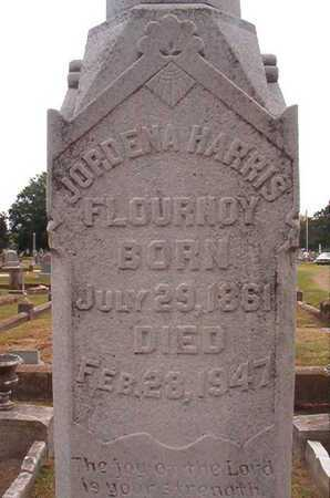FLOURNOY, JORDENA (CLOSE UP) - Ouachita County, Louisiana | JORDENA (CLOSE UP) FLOURNOY - Louisiana Gravestone Photos